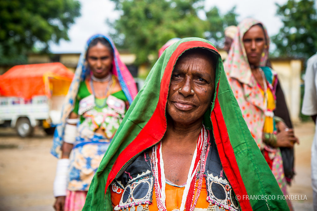 Lambada tribal women